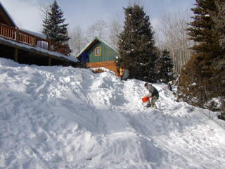 Keck Sledding Hill