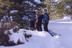 Erik, Macy, Vicki, and Meagan