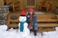 Sharon Jones and Frosty