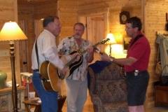The SheepCreeker Trio! Doug, Tom, & Les