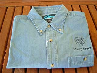 Sheep Creek Logo Shirt